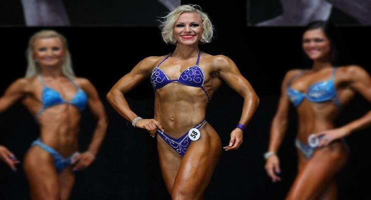 Фото к статье: Правила тренировок девушек «фитнес-бикини»