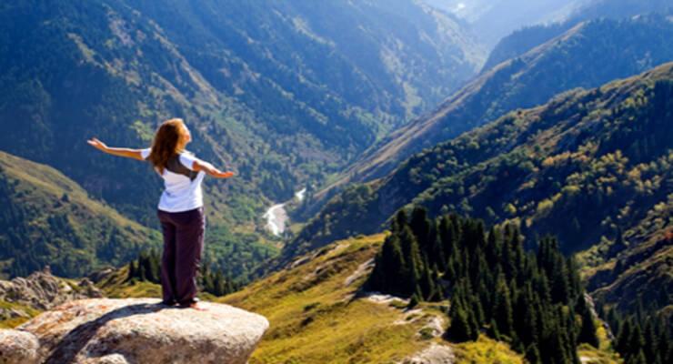 Фото к статье: Йога-туры: зачем посещать места силы