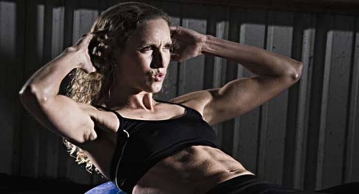 Фото к статье: Теория и практика: тренинг для жиросжигания