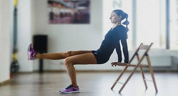 Фото к статье: Экспресс-похудение: тренировка в стиле Bodyrock (ФОТО)