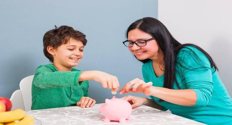 Фото к статье: Детский труд: как научить ребенка зарабатывать деньги