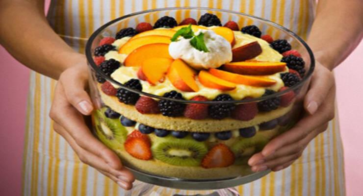 Фото к статье: Полезные сладости: как выбрать и приготовить низкокалорийные десерты