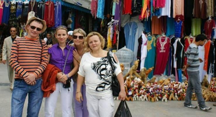 Фото к статье: Фитнес-тур в Тунисе. Вылазка в большой мир и новые потерянные сантиметры