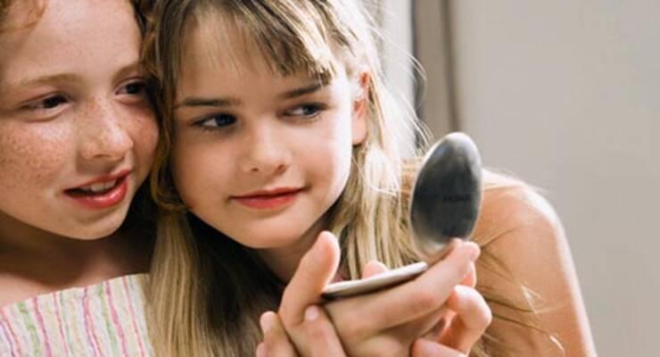 Фото к статье: Косметика: не детское это дело