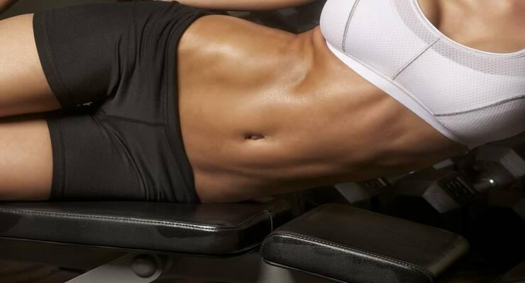 Фото к статье: Идеальный пресс за 6 минут: 2 эффективных упражнения