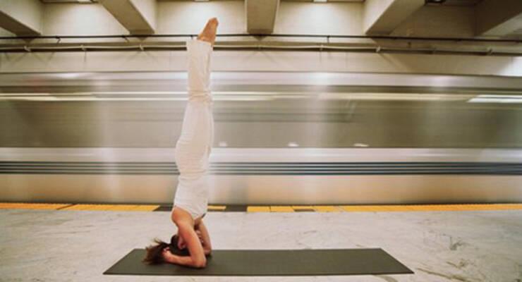 Фото к статье: Чем метро лучше автомобиля?