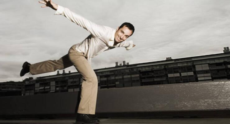 Фото к статье: Упражнения для развития чувства равновесия и координации движений (ФОТО)