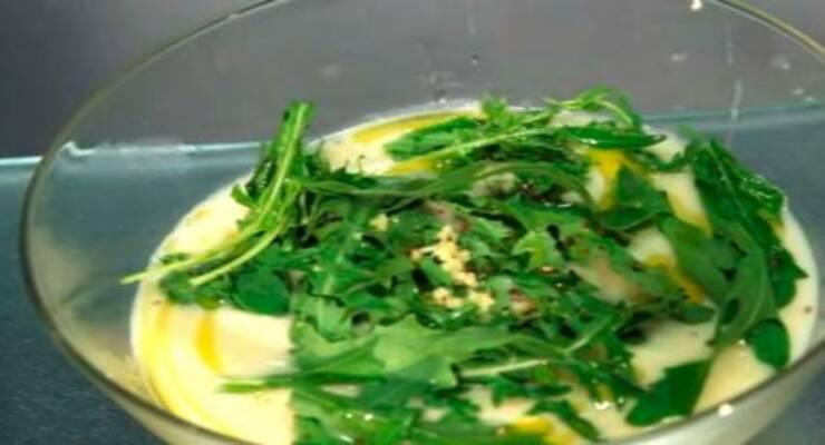 Фото к статье: Суп-пюре из цветной капусты