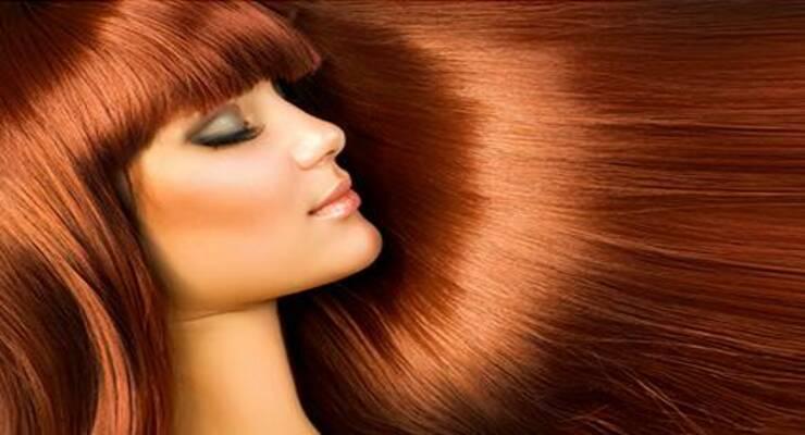 Фото к статье: Как придать волосам красивый оттенок