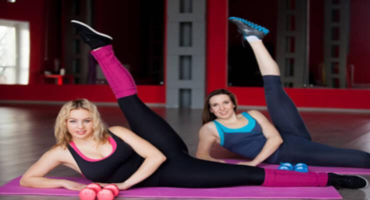 Фото к статье: Пилатес или силовые тренировки: что лучше для женщины?