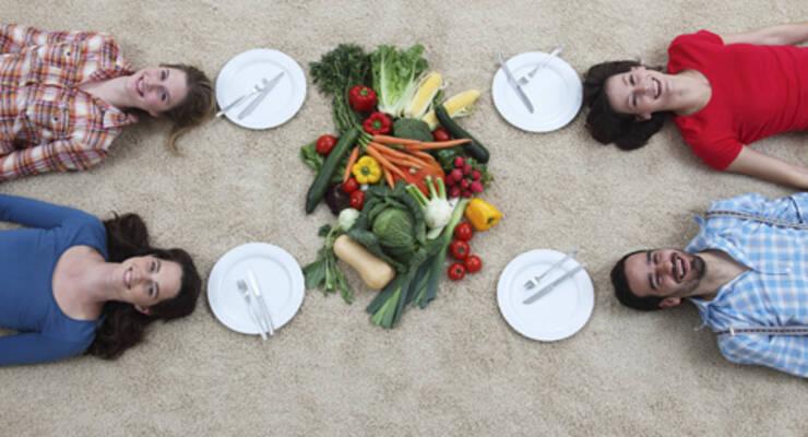 Фото к статье: Семь вопросов врачам-вегетарианцам