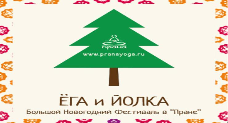 Фото к статье: Новогодний фестиваль «ЁГА и Ёлка»