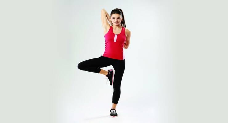 Фото к статье: 3 эффективных упражнения для ног без спортивного оборудования