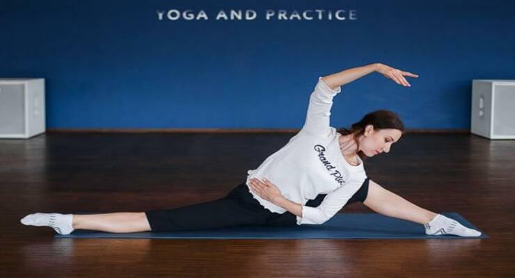 Фото к статье: Урок йога-балета, который поможет развить пластичность