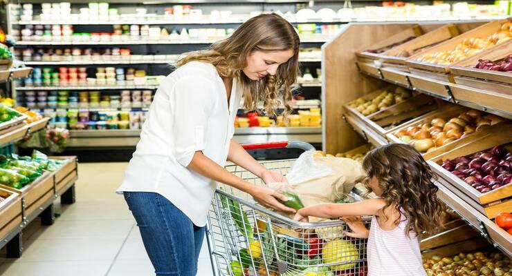Фото к статье: Идем в магазин с ребенком: правила шопинга