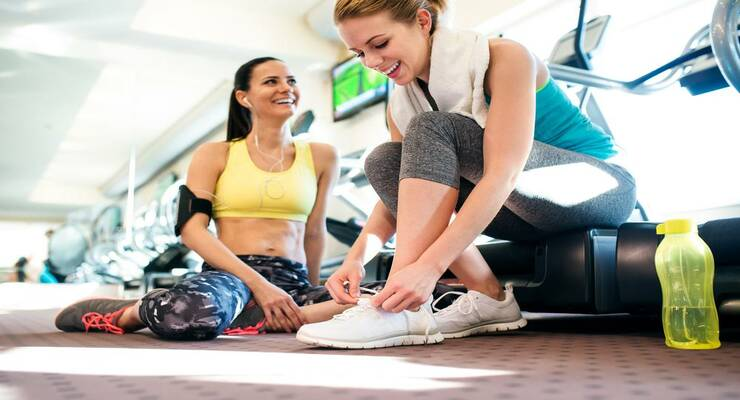 Фото к статье: Как сжигать больше калорий после тренировки