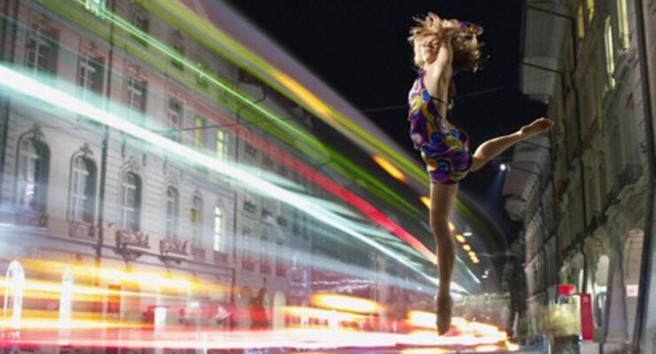 Фото к статье: Светлана Литвинова об уличных праздниках