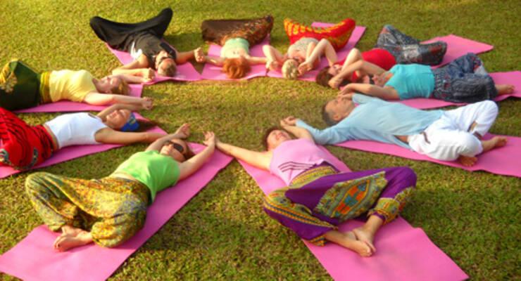 Фото к статье: Алена Мордовина о йога-туре в Гоа, силе намерения и близости к природе