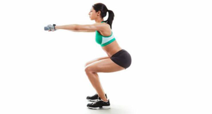 Фото к статье: Как избежать проблем с коленями?