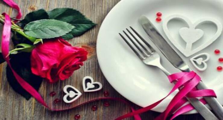 Фото к статье: Романтический ужин в день Святого Валентина