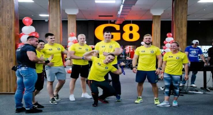 Фото к статье: В Москве открылся фитнес-клуб премиум-класса G8