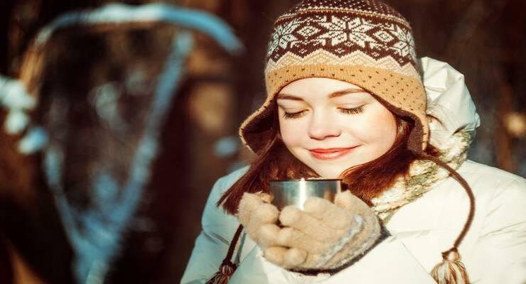 Фото к статье: Как выбрать термос для зимних прогулок