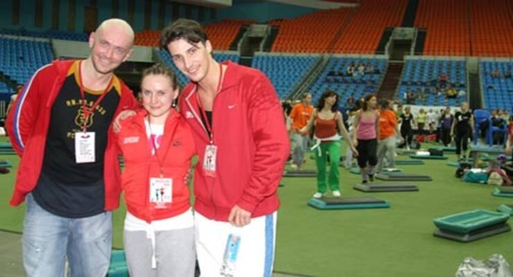 Фото к статье: Алексей Василенко о фестивале физкультуры и спорта