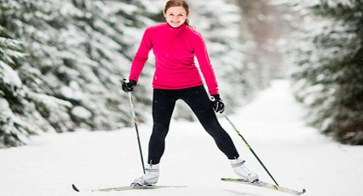 Фото к статье: Где покататься на лыжах в Москве