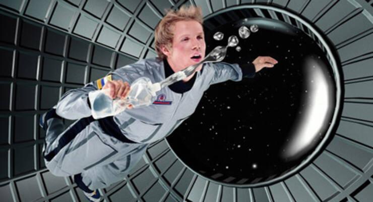 Фото к статье: Почему космонавты не поправляются