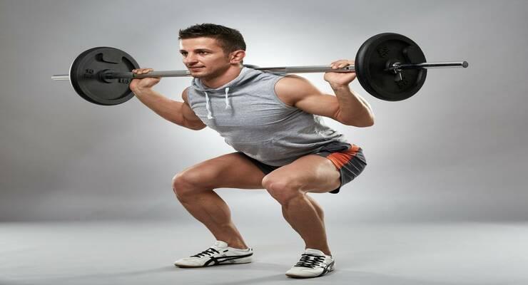 Фото к статье: 5 лучших упражнений со штангой