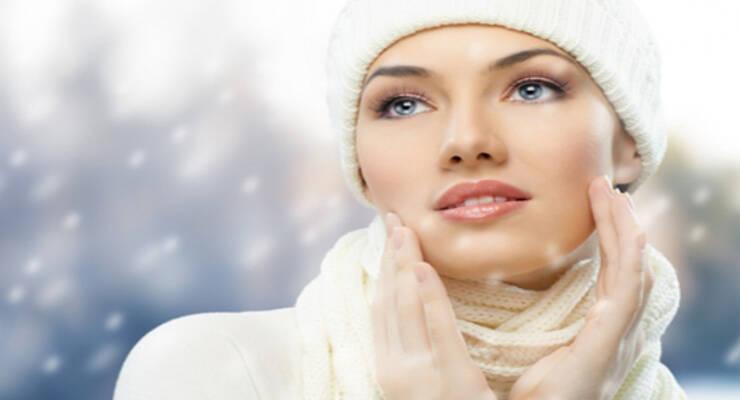 Фото к статье: Зимний день для женской кожи: особенности ухода