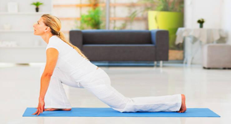 Фото к статье: Вечерняя йога: практика перед сном (ФОТО)