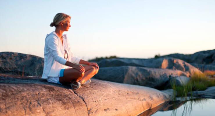 Фото к статье: Инна Видгоф о йоге и дауншифтинге
