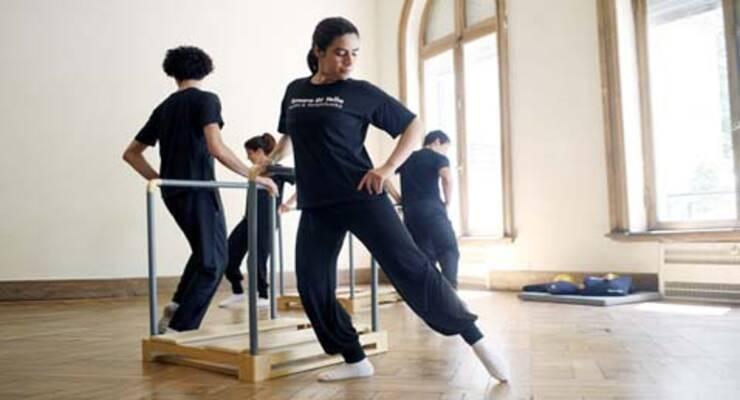 Фото к статье: Йога в темпе вальса