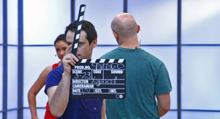 Фото к статье: Внимание! Конкурс инструкторов и участников съемок клуба «ЖИВИ!»