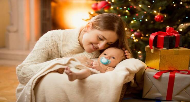 Фото к статье: Новый год: праздничное меню для кормящей мамы
