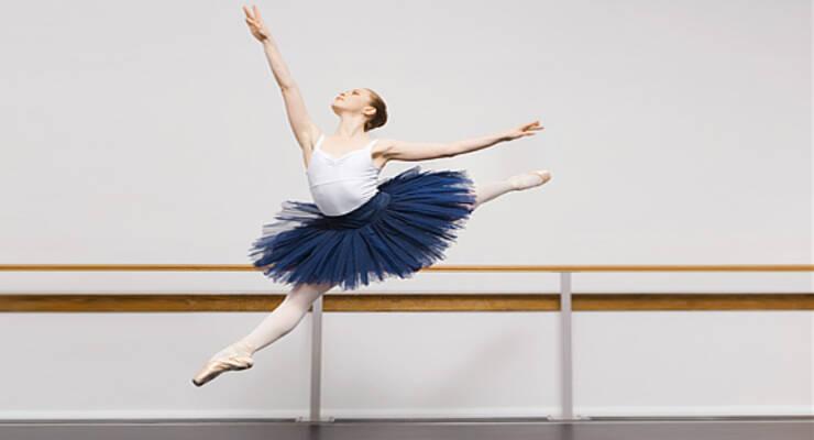 Фото к статье: Балет без ограничения по возрасту