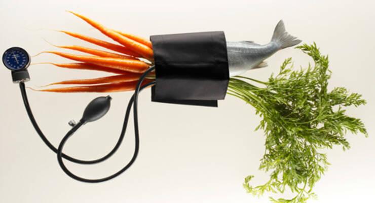 Фото к статье: Еда для поднятия давления