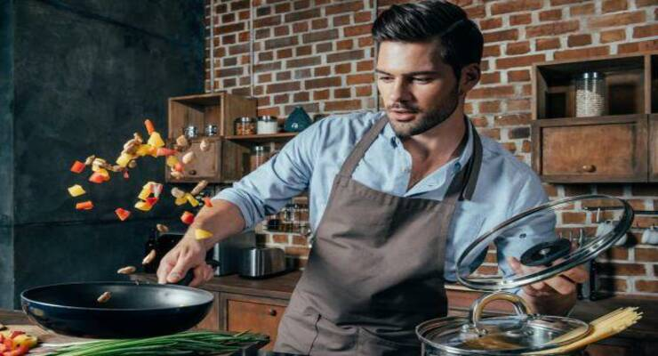 Фото к статье: Рецепты сытных и вкусных блюд для брутальных мужчин