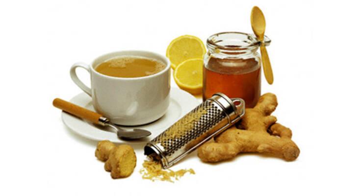 Фото к статье: Рецепт полезного завтрака: имбирный напиток