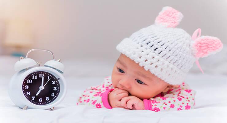 Фото к статье: Минуты и часы: как научить малыша чувству времени