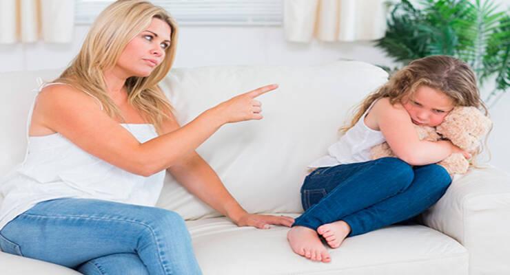 Фото к статье: 5 фраз, которые не стоит говорить детям