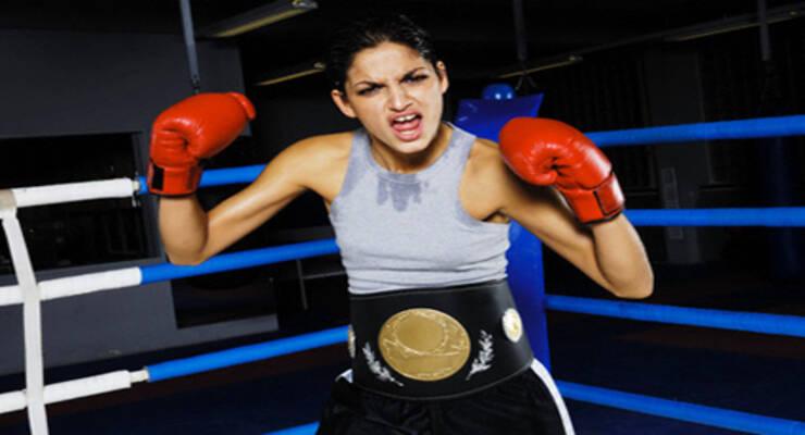 Фото к статье: Приемы самообороны для девушки: какое фитнес-направление выбрать?