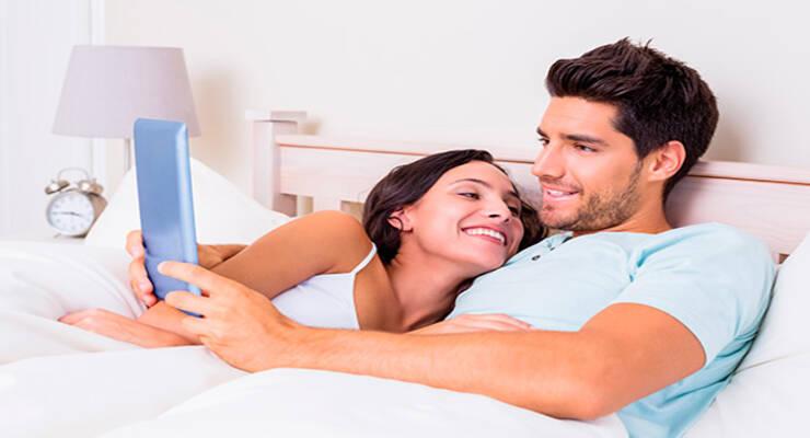 Фото к статье: Непристойное приложение: топ-5 лучших мобильных сервисов для влюбленных