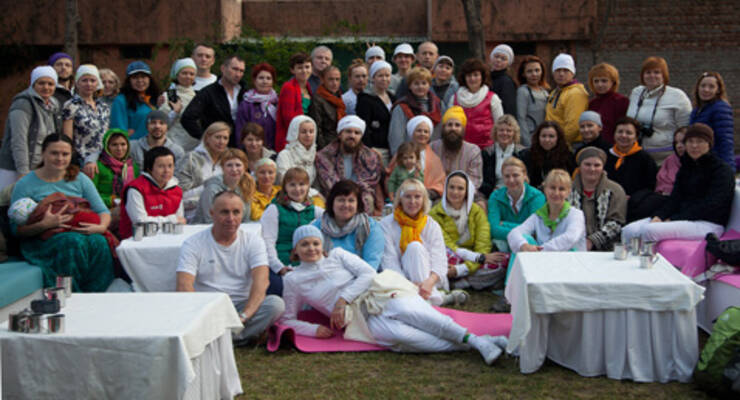 Фото к статье: Алексей Меркулов об йога-экспедиции в Северную Индию