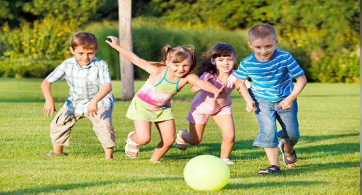 Фото к статье: Как организовать летний отдых детей в городе