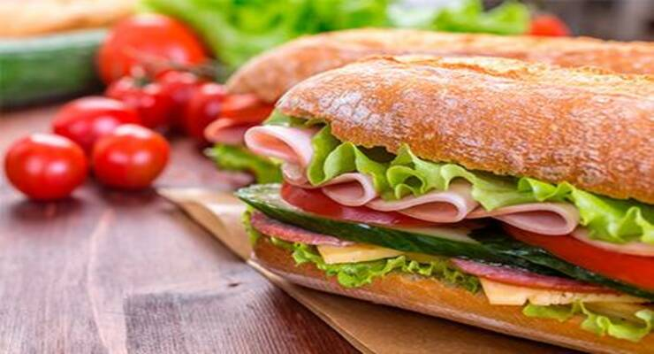 Фото к статье: Вкусные бутерброды: 6 оригинальных вариантов