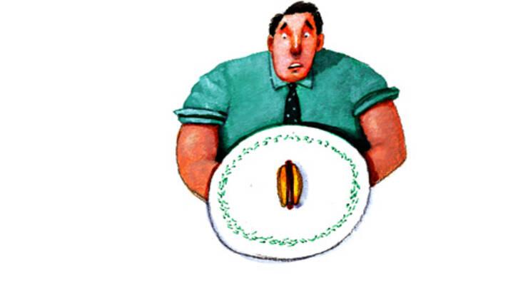 Фото к статье: Главные правила похудения для мужчин