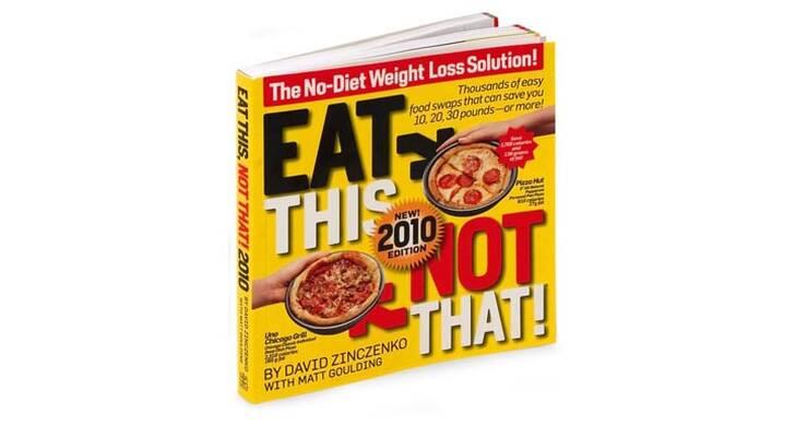 Фото к статье: Лучшие книги о питании: «Ешьте то, а не это!»