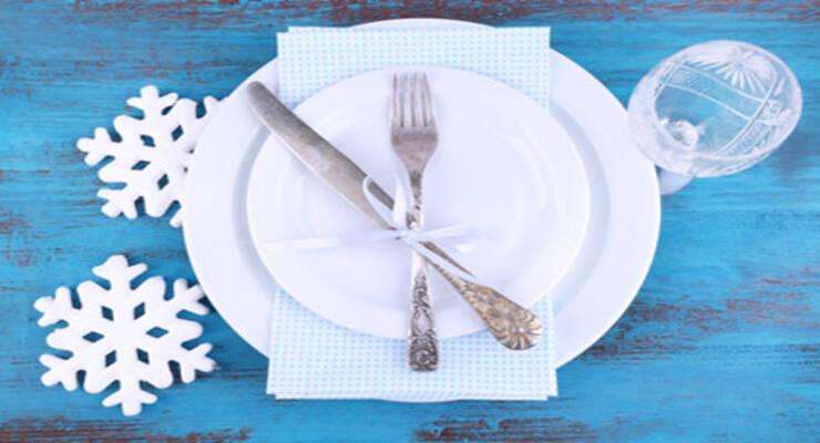 Фото к статье: Новогодний стол: рецепты и советы диетологов
